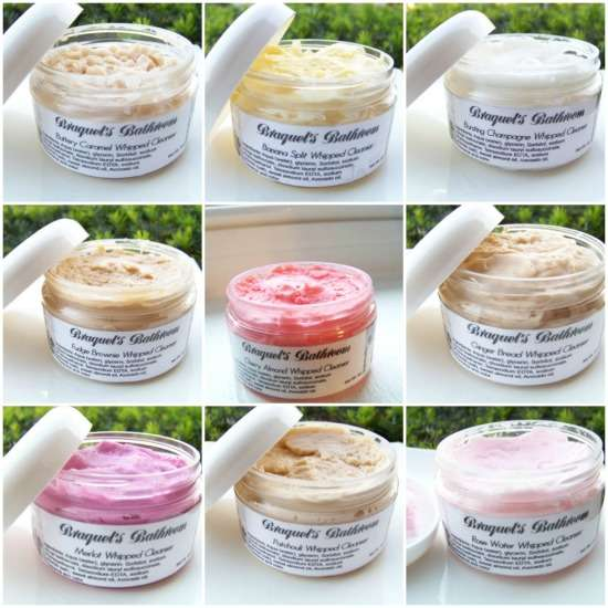 whipped soap clearance