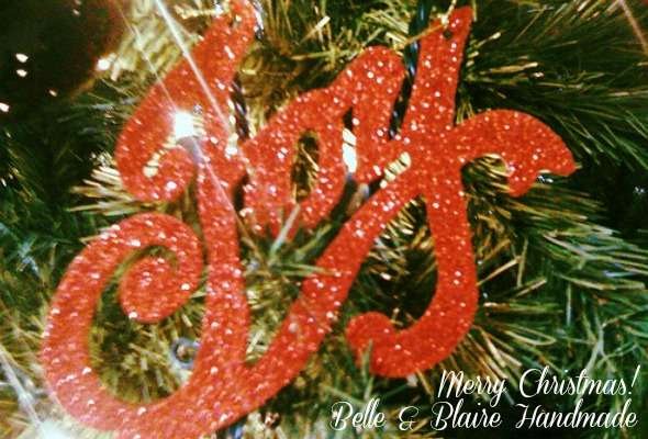 joy merry christmas