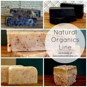 natural organics line