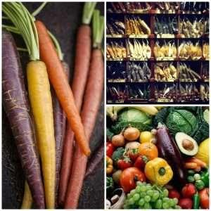 fruits-veggies-herbs-collage