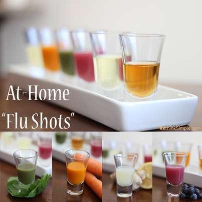 Natural alternative to the flu shot