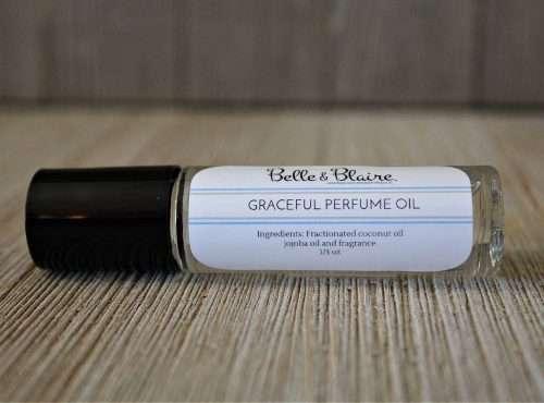Graceful Perfume Oil New