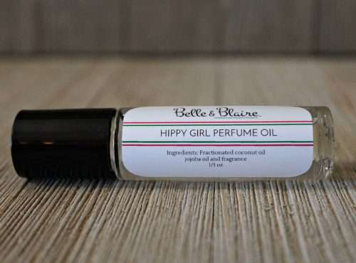 Hippy Girl Perfume Oil 2 New