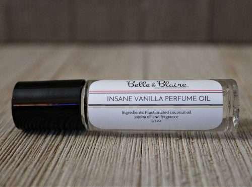 Insane Vanilla Perfume Oil New