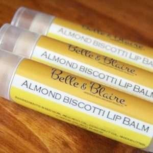 Almond Biscotti Lip Balm