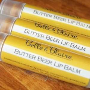 Butter Beer Lip Balm