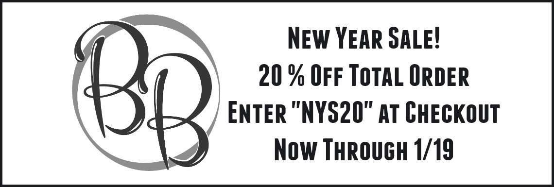New Year Sale – 20% Off