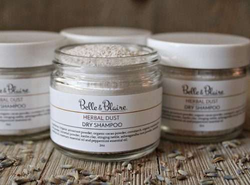 Herbal Dust Dry Shampoo