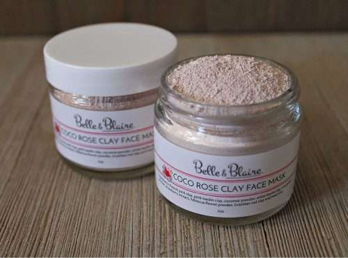 Coco Rose Clay Face Mask