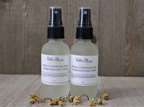 Rose Chamomile Toner 3 New
