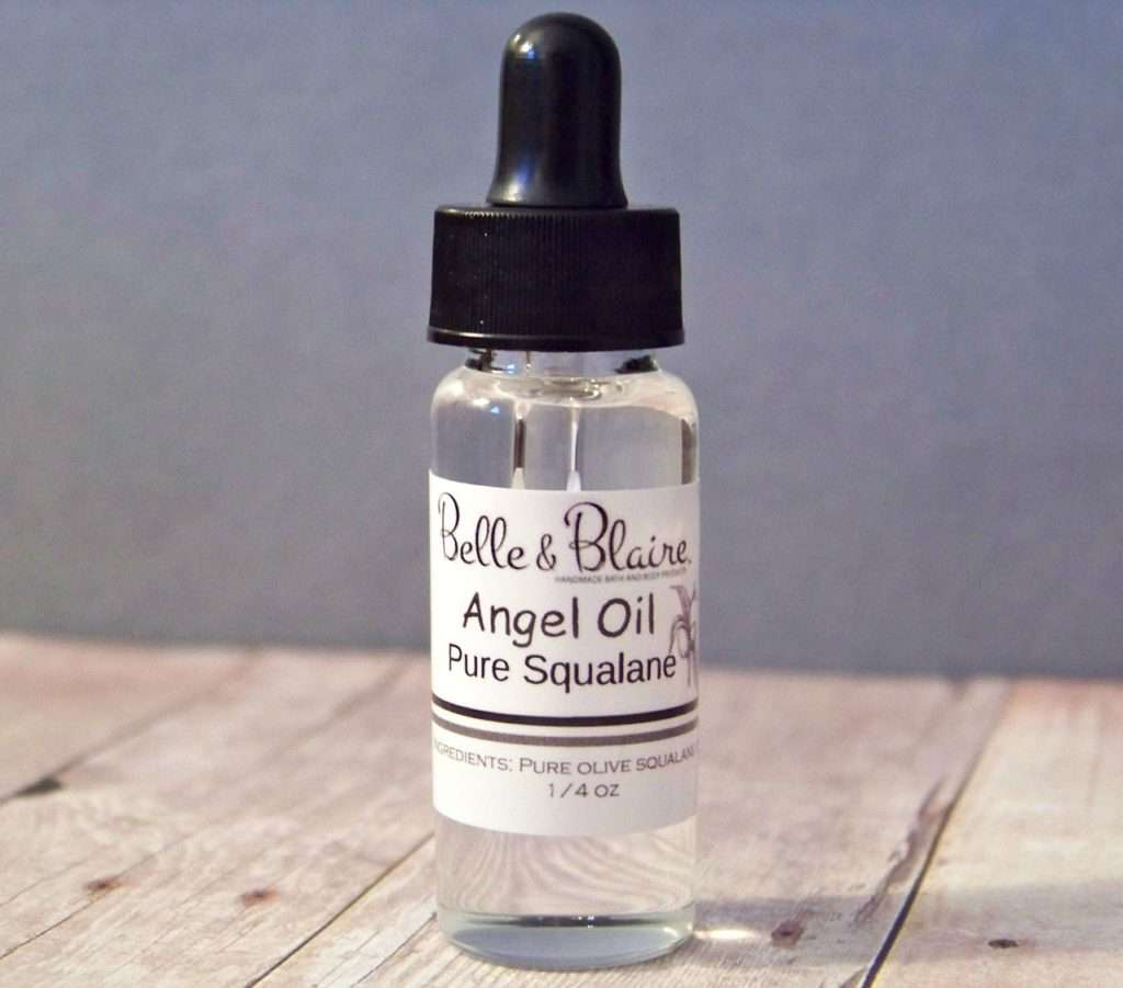 Angel Oil Pure Squalane Facial Serum