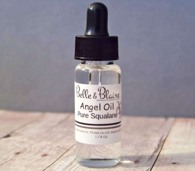 Benefits of Angel Oil Pure Squalane Facial Serum