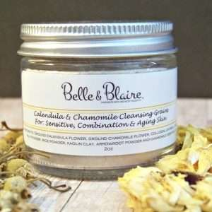Calendula & Chamomile Cleansing Grains