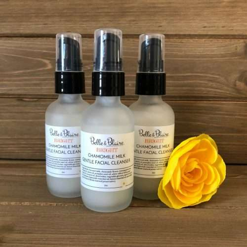 Bright Chamomile Milk Gentle Facial Cleanser