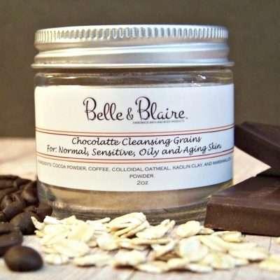 Chocolatte Cleansing Grains