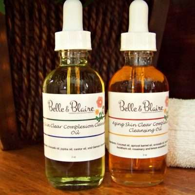 Clear Complexion Cleansing Oils