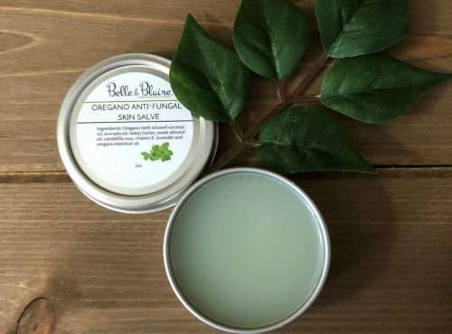 Oregano Anti-Fungal Skin Salve