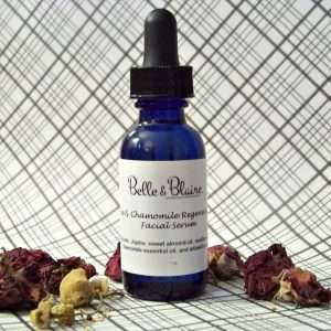 Rose Chamomile Regenerative Facial Serum