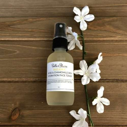 Rose & Chamomile Skin Hydration Face Toner