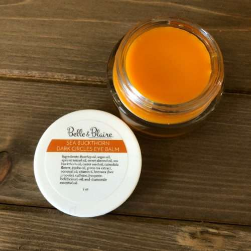 Sea Buckthorn Dark Circles Eye Balm