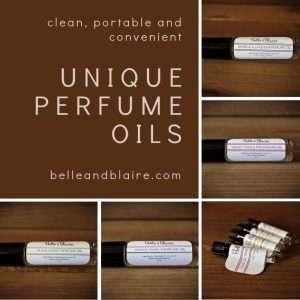 unique perfume oils