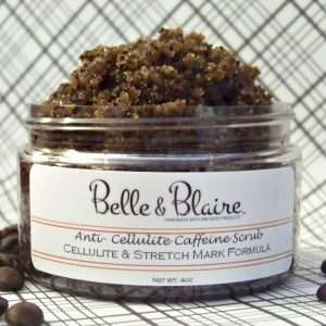 Anti-Cellulite Caffeine Scrub