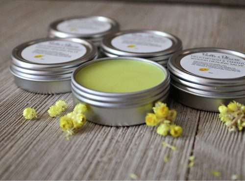Helichrysum & Tamanu Salve
