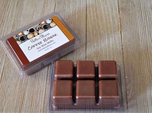 Coffee Break Soy Wax Melts 2 New