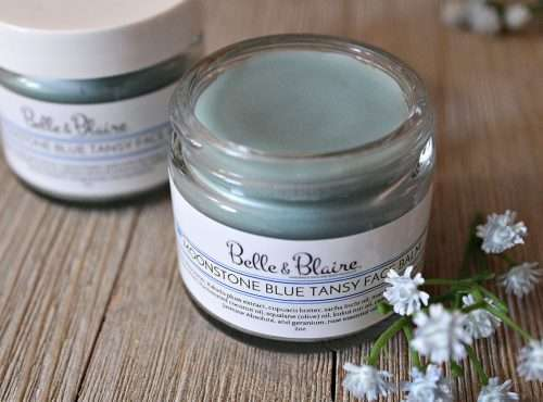 Moonstone Blue Tansy Face Balm