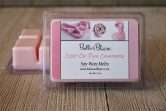 Caot of Pink Cashmere Soy Wax Tarts 2 New