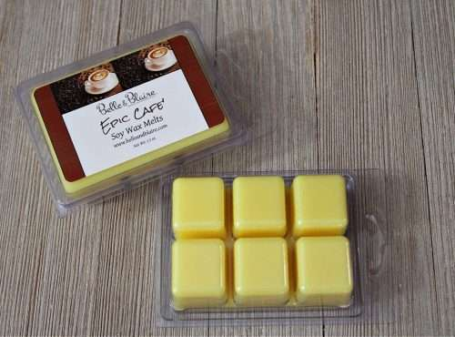 Epic Cafe Soy Wax Melts 4 New