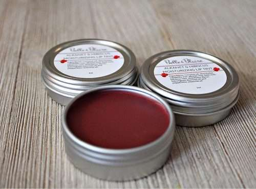 Alkanet & Hibiscus Lip Tint
