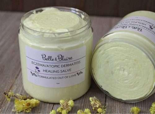 Eczema Healing Salve 4 New