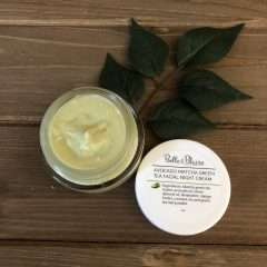 Avocado Matcha Green Tea Facial Night Cream