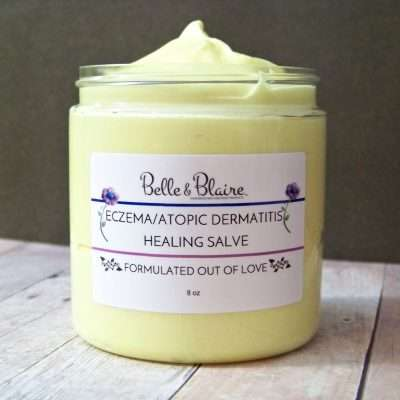 Eczema/Atopic Dermatitis Healing Salve