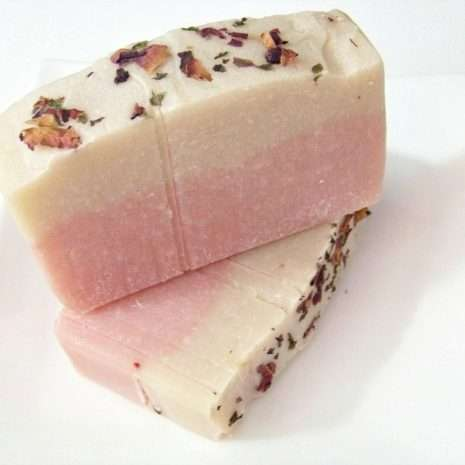 War of the Roses Cold Process Soap