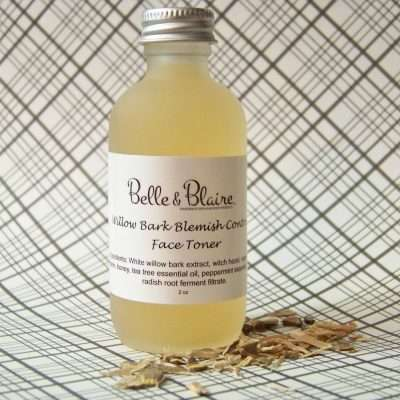 Willow Bark Blemish Control Face Toner