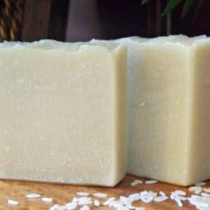 Fermented Jasmine Rice Shampoo Bar