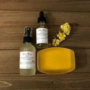 Heal – Helichrysum Skin Care Set