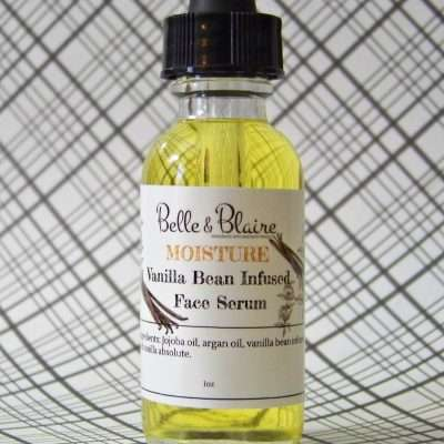Vanilla Bean Infused Face Serum