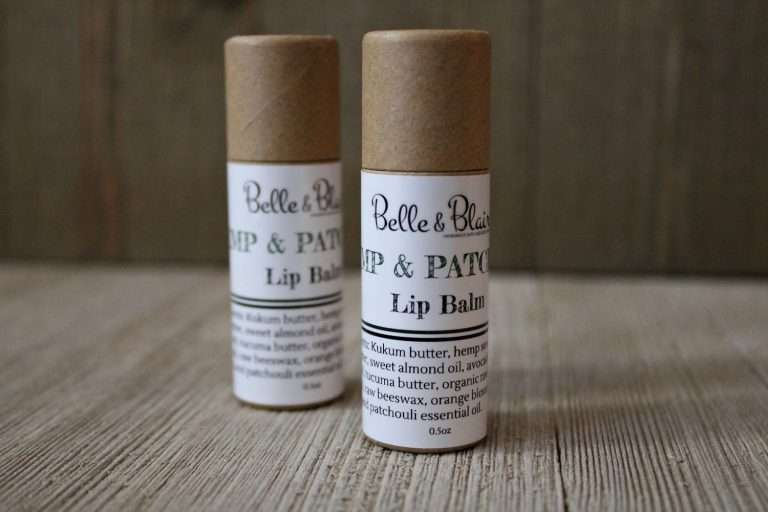 Eco-Friendly Lip Balm