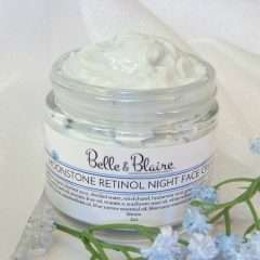 Moonstone Retinol Night Face Cream
