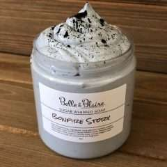 Bonfire Story Sugar Whipped Soap