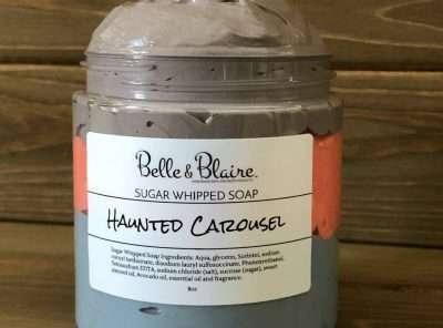 Haunted Carousel Sugar Whipped Soap
