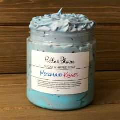 Mermaid Kisses Sugar Whipped Soap