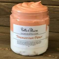 Thanksgiving Feast Sugar Whipped Soap
