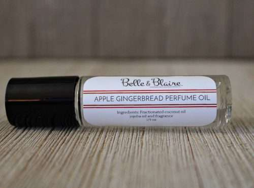 Apple Gingerbread Perfume Oil 2 New