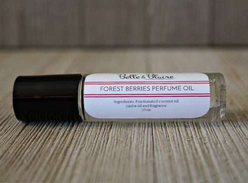 Forest Berries Perfume Oil New