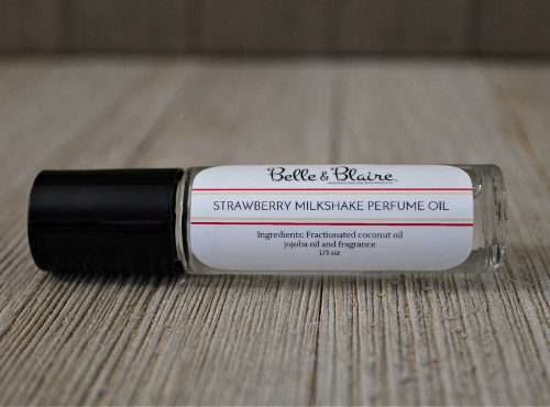 Strawberry Milkshake Perfume Oil 2 New