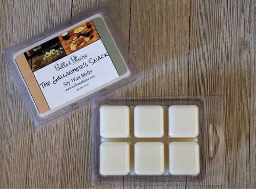 The Gallagher's Snack Soy Wax Melts 2 New